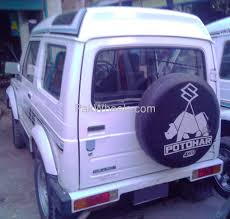 potohar jeep interior suzuki potohar 2005 for sale in rawalpindi pakwheels