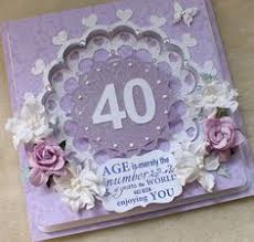 morning frost sparkly spider web birthday card handmade by
