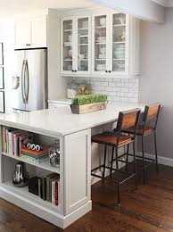kitchen island with shelves before after showcase s black white kitchen shelves