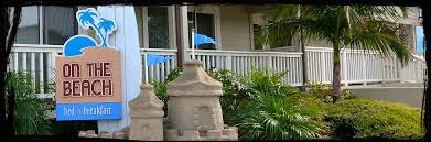 California Bed And Breakfast Contact On The Beach Bed And Breakfast 805 995 3200