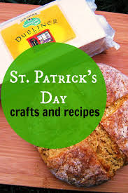 st patrick u0027s day crafts u0026 recipes for kids