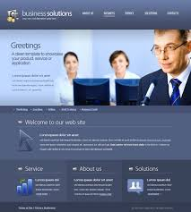 decision web template 6172 business website templates