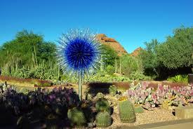 Scottsdale Botanical Gardens Arizona Destinations