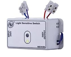 automatic night light with sensor wanut innovations day night switch light sensor switch automatic