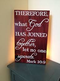 wedding gift quotes wedding quotes what god has joined together let no one separate