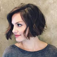 bob haircuts with volume 20 feminine short hairstyles for wavy hair easy everyday hair