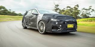 2018 hyundai i30 n review the prototype drive caradvice