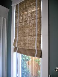 tips fabric roman shades cordless burlap roman shades roman
