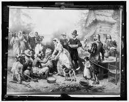 thanksgiving s history where was the thanksgiving