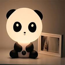 best light for sleep pretty cute panda bear cartoon animal night light baby room sleeping