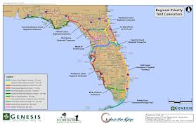 Bushnell Florida Map by Trails Win Big In Florida U0027s 2015 16 State Budget News Planetizen