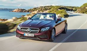 first look 2018 mercedes benz e class cabriolet testdriven tv