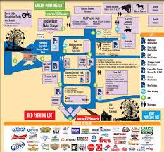 Map Of Tucson Fair Information April 17 27 Pima County Fairpima County Fair