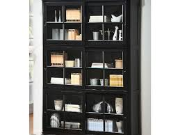 Ikea Bookcase With Glass Doors Small Bookcase With Doors Billy Bookcase Glass Door Hack Small