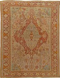 oushak rugs antique and vintage by doris leslie blau new york