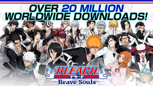Bleach Spirits From Within Now Bleach Brave Souls Android Apps On Google Play