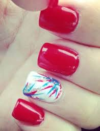 patriotic nail ideas to look your best this 4th of july
