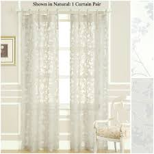 tie top curtain panels sheer quotes idea