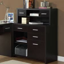 Black Writing Desk With Hutch Office Desk Small Office Desk Black Writing Desk Desk Hutch Only