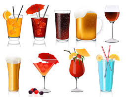 drink clipart cocktail pencil and in color drink clipart cocktail