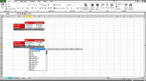 how to make a calculation table in excel how to calculate days in excel youtube