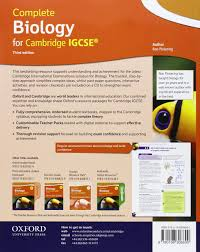 complete science for cambridge igcse complete biology for