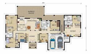 big houses floor plans designs big house plan endearing house plans design home design