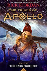 the trials of apollo the prophecy by rick riordan
