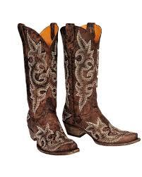 old gringo women u0027s diego crystal boot cognac 1 890 00
