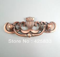 Antique Red Kitchen Cabinets by Sale Furniture 64mm Red Antique Bronze Furniture Handles