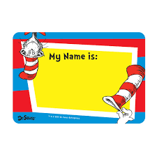 dr seuss writing paper 25 ct dr seuss name tag sticker pack shop geddes picture of 25 ct dr seuss name tag sticker pack