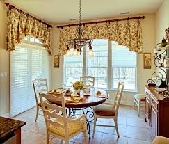 casual dining room curtain ideas decorating ideas contemporary