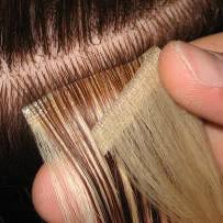 hair extension types different types of hair extensions