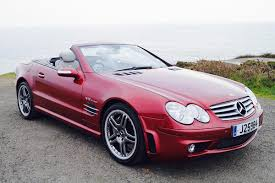 2005 mercedes sl65 amg v12 biturbo carte blanche