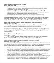 Sample Java Resumes by Remarkable Best Java Developer Resume 57 For Your Best Resume Font