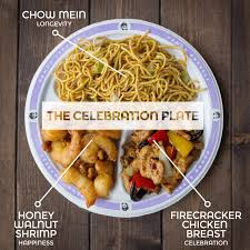 celebration plate panda express introducing the celebration plate there s