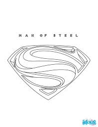 coloring pages superman printable coloring pages free printable