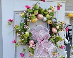 Cute Easter Outdoor Decorations by 117 Best Easter Outdoor Decor Images On Pinterest Easter Ideas