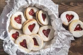 heart shaped cookies heart shaped cookies stock photo by alex9500 photodune