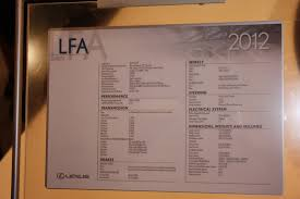 lexus lfa track lexus lfa project super car