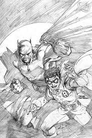 all star batman u0026 robin print by jim lee u0026 scott williams