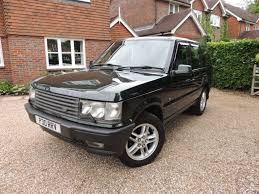land rover 1998 1998 range rover p38 4 6 hse limited edition in uckfield east