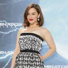 haircut news game of thrones and terminator star emilia clarke