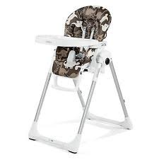 Peg Perego Prima Pappa Rocker High Chair Manual Prima Pappa Highchair Baby Feeding Chairs Ebay