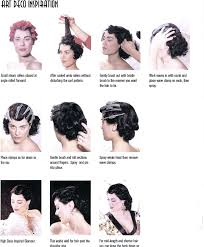 1920s finger waves and pin curls hairstyle tutorial vintage