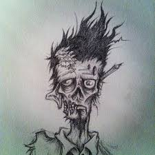 10 best zombies images on pinterest drawing sketches zombie