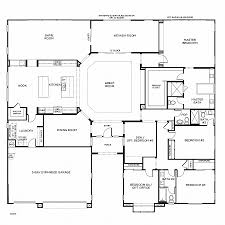 one floor house plans with basement one floor house plans with basement fresh 53 e level house plans