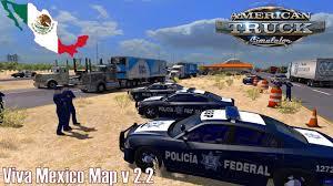 Mexico Map by Ats V1 6 Viva Mexico Map V 2 2 Mod Vorstellung Deutsch Hd