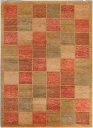 Square Wool Rug Rugsville Nomad Gabbeh Tribal Square Multi Wool Rug 13219