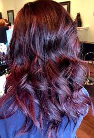 new ideas for 2015 on hair color long curls with bangs hairstyle more trendy with red hair color
